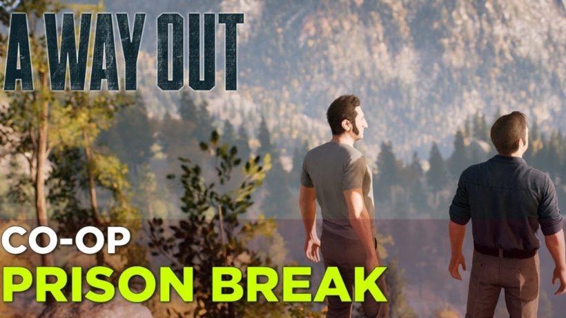 Еще больше геймплея A Way Out