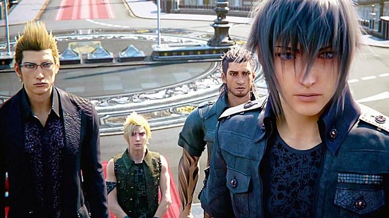 Прохождение Final Fantasy 15