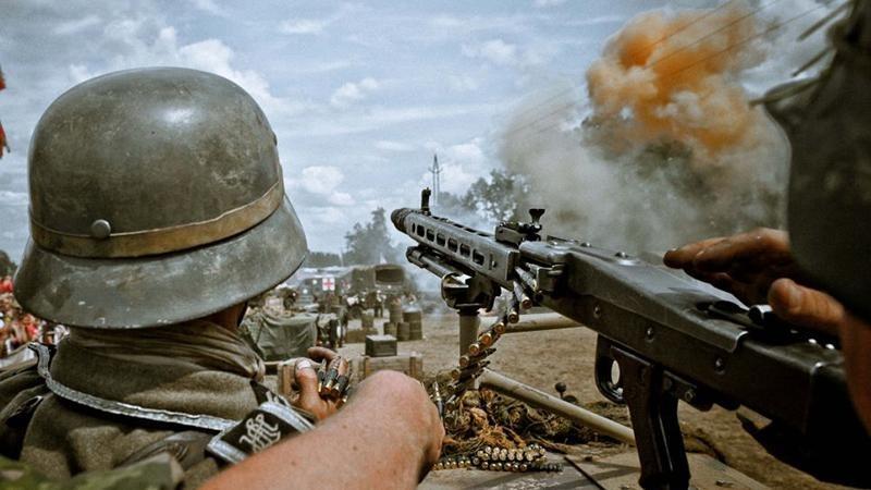 Кадр из Battlefield V