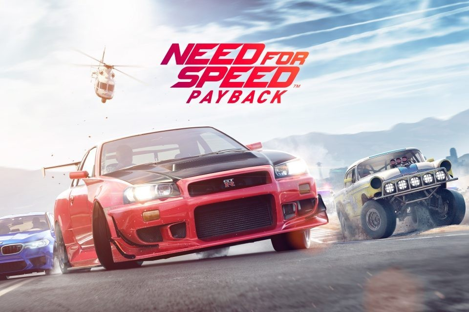 Прохождение need for speed payback