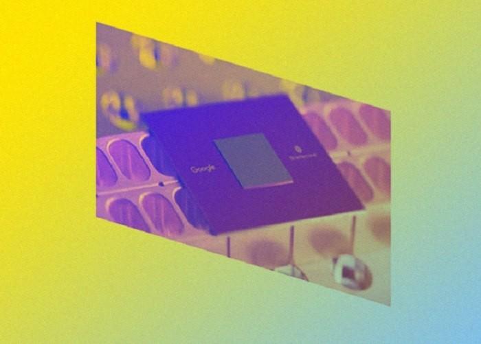 Google построил 72-кубитный квантовый компьютер