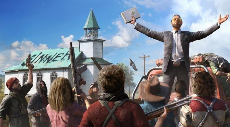 Говорят Far Cry 5 лучшая игра в серии