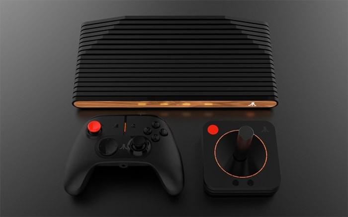 Atari выпустила игровую консоль Atari VCS