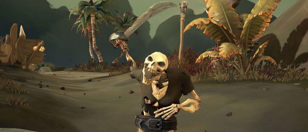Дожили: чтобы установить обновление для Sea of Thieves, нужно скачать всю игру