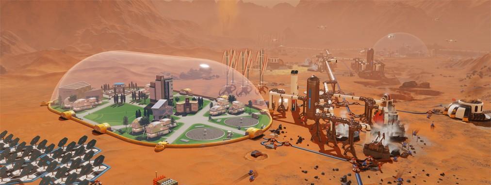 Советы новичкам в Surviving Mars