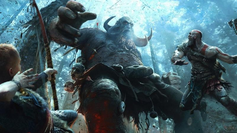 Творческий руководитель God of War расплакался от оценок к игре