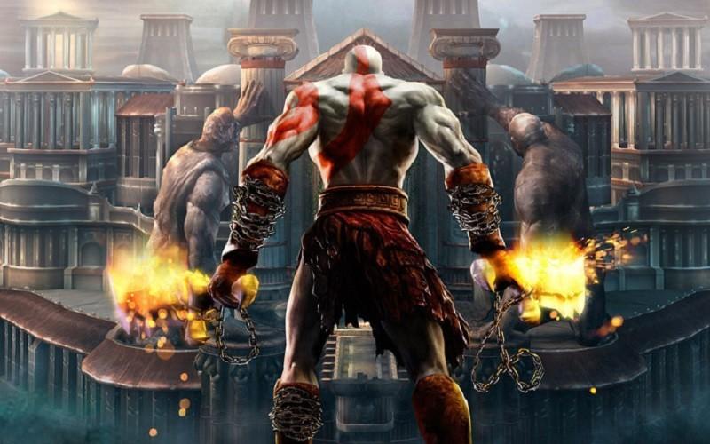 Что вы знаете о God of War
