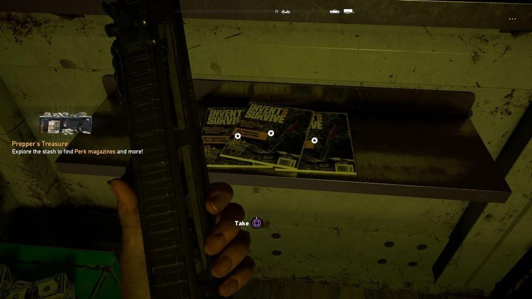 Где найти журналы в Far Cry 5