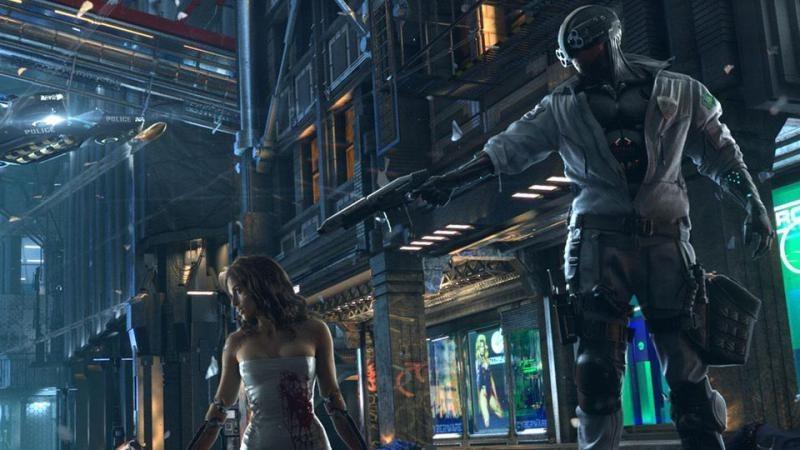Microsoft покажет Cyberpunk 2077 на E3