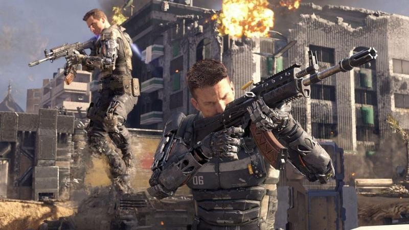 Ну хоть что то: на Nintendo Switch запилят Call of Duty: Battle Royale