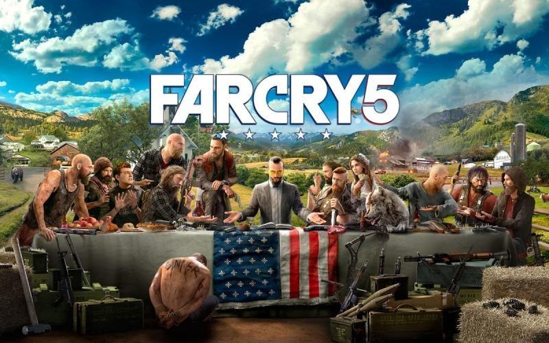 Far Cry 5 взломали