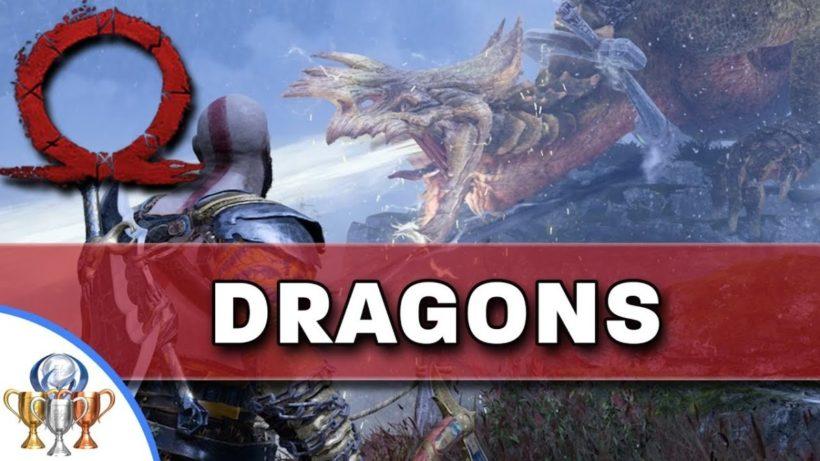 Как освободить дракона в God of War 2018