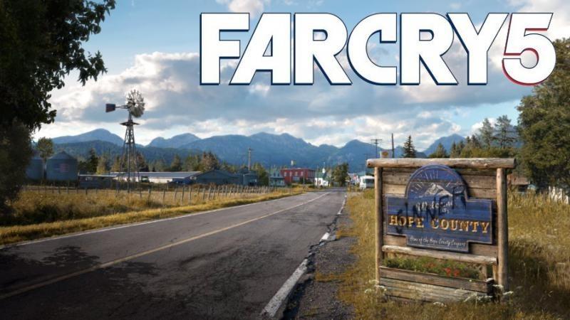Немного о фактах в Far Cry 5