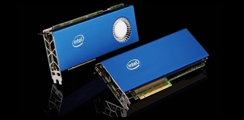 Intel выходит на рынок игровых видеокарт