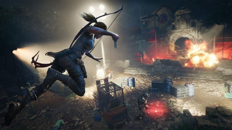 Разработчики рассказали про Shadow of the Tomb Raider