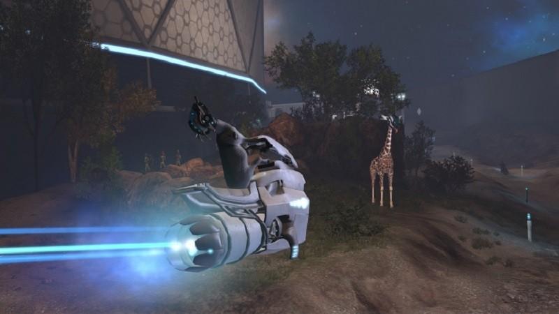 В симуляторе козла появится королевская битва