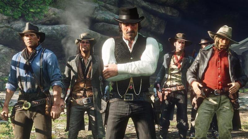 Стала известна главная особенность героя в Red Dead Redemption 2
