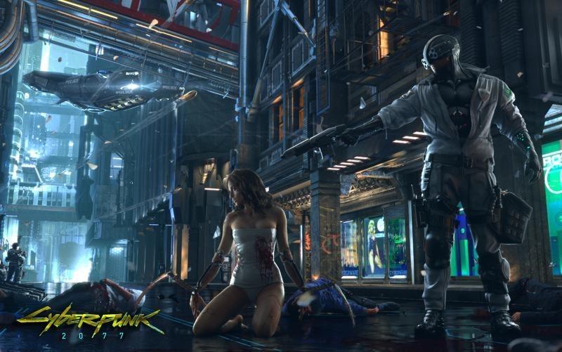 Cyberpunk 2077 будут часто рекламировать