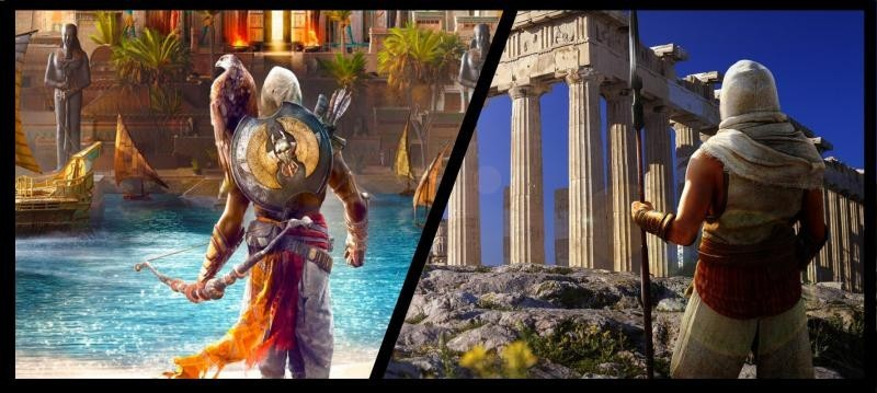 Подробности Assassin's Creed: Odyssey