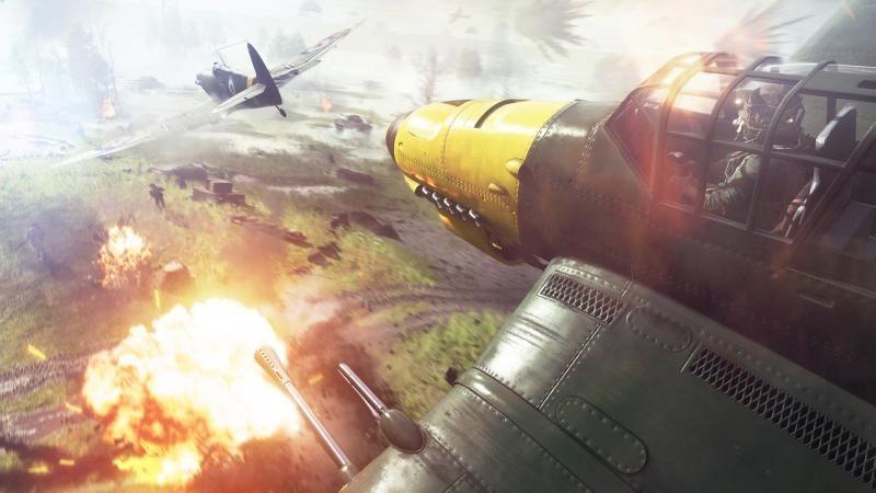 ЕА объяснила почему в Battlefield 5 используется знак V