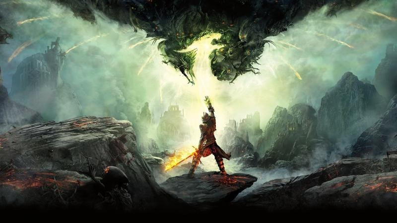 BioWare делает игру похожую на Dragon Age