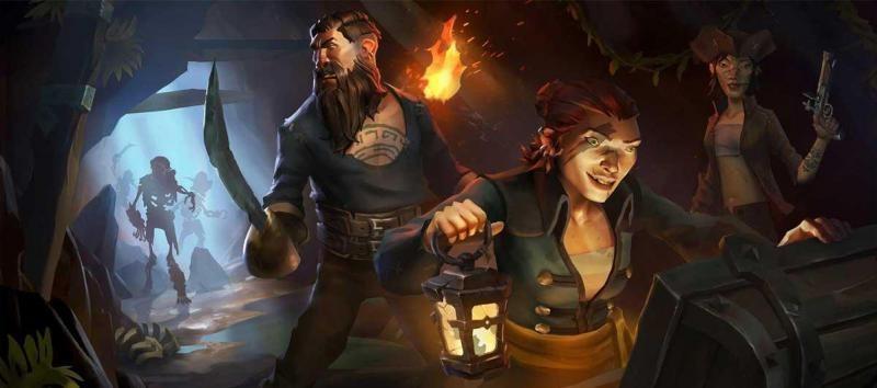 Разработчики Sea of Thieves разделились на три команды