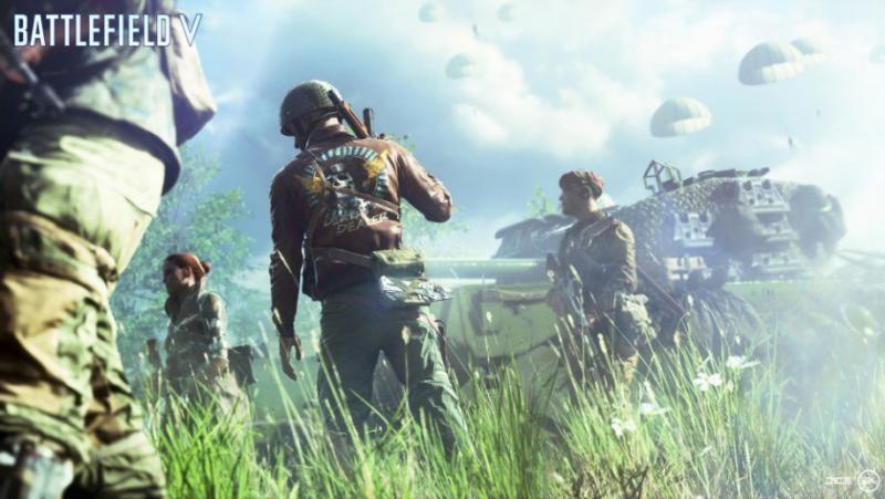 В Battlefield 5 не будет королевской битвы
