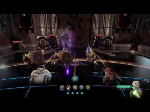 Новый геймплей The Bard's Tale IV: Barrows Deep