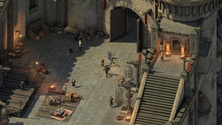 Прохождение побочных квестов и награды в Pillars of Eternity 2: Deadfire