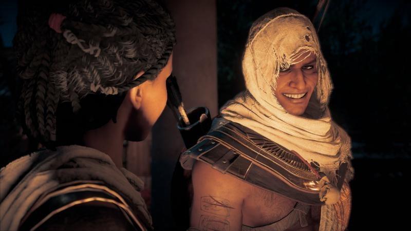 В Assassin's Creed: Odyssey будет выбор диалогов