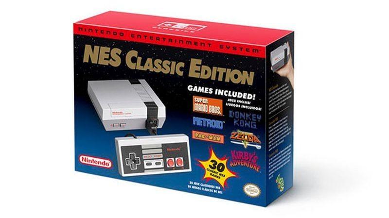 NES Classic Edition возвращается