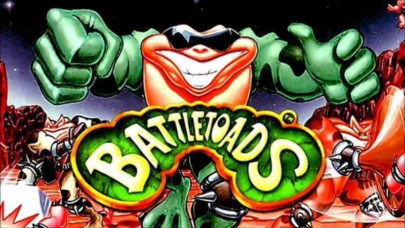 Новая Battletoads в пути