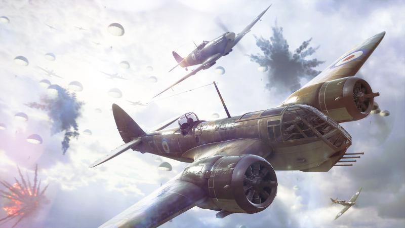 Клоунада: EA в Battlefield 5 покажет Вторую мировую такой, какой ее никогда не видели