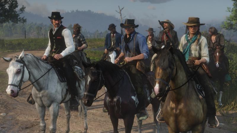 Все что вы делаете в Red Dead Redemption 2 имеет значение