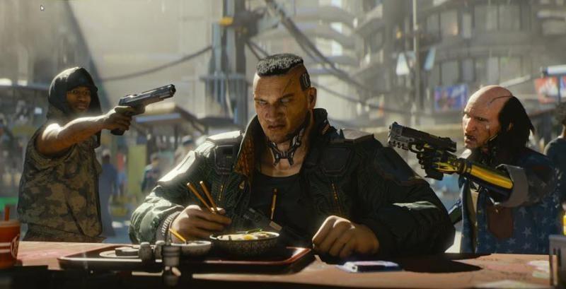 В Cyberpunk 2077 побочные квесты будут с особым поворотом