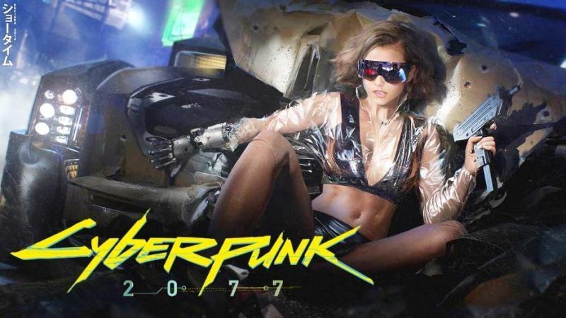 Интересные подробности о Cyberpunk 2077