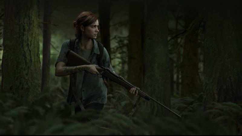 Крутые мелочи в The Last of Us 2