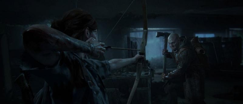 В The Last of Us: Part 2 можно поиграть за нескольких персонажей