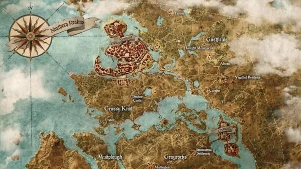 Топ игр с большим открытым миром