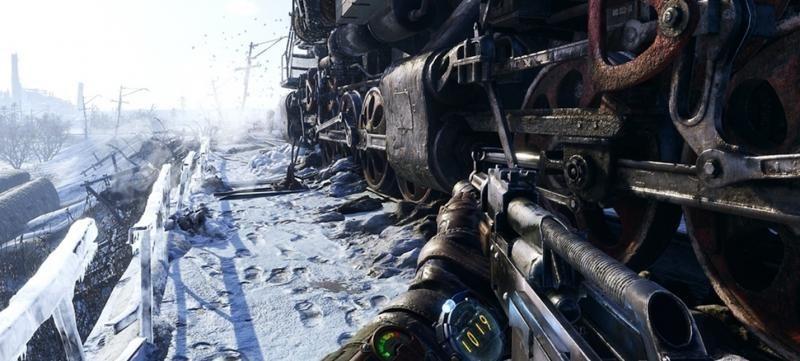 День и ночь в Metro Exodus влияет на поведение врагов