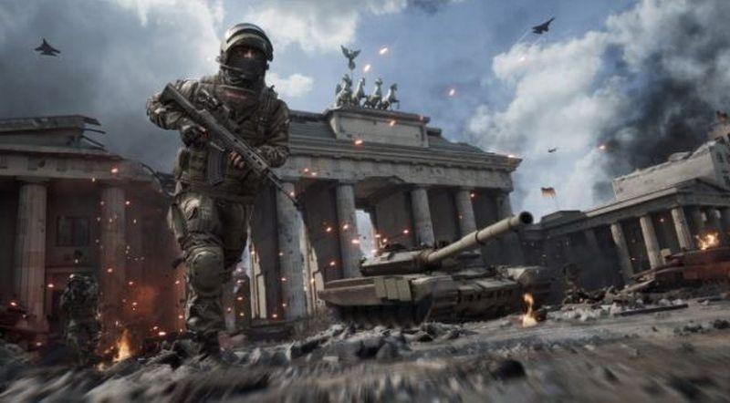 В World War 3 будет своя королевская битва