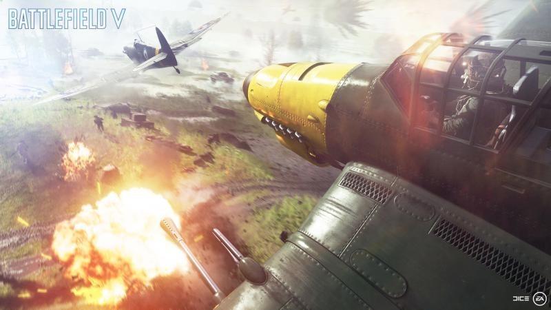 В Battlefield 5 завезут реализм