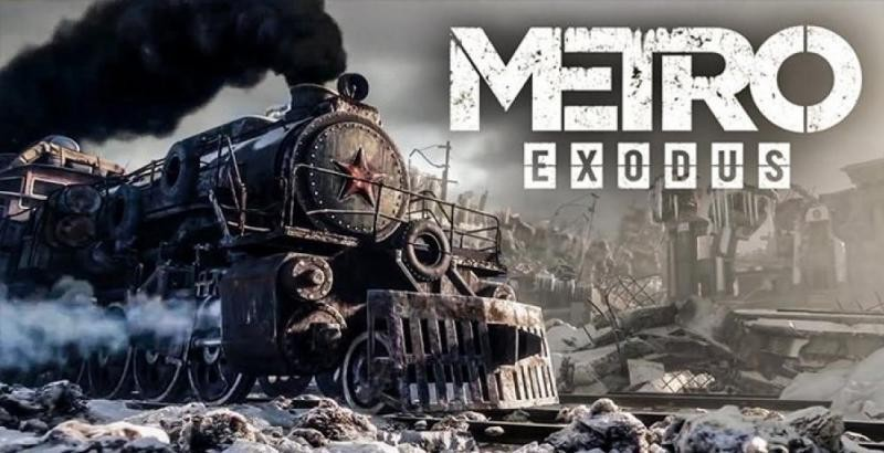 Стала известна роль поезда в Metro Exodus