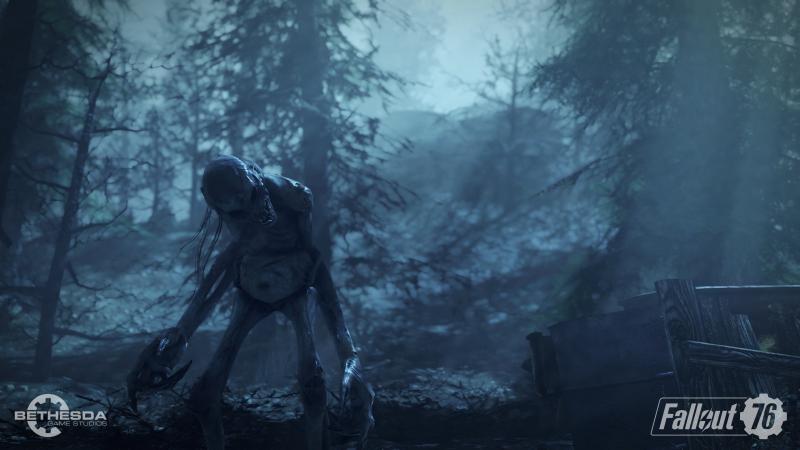Мутанты в Fallout 76