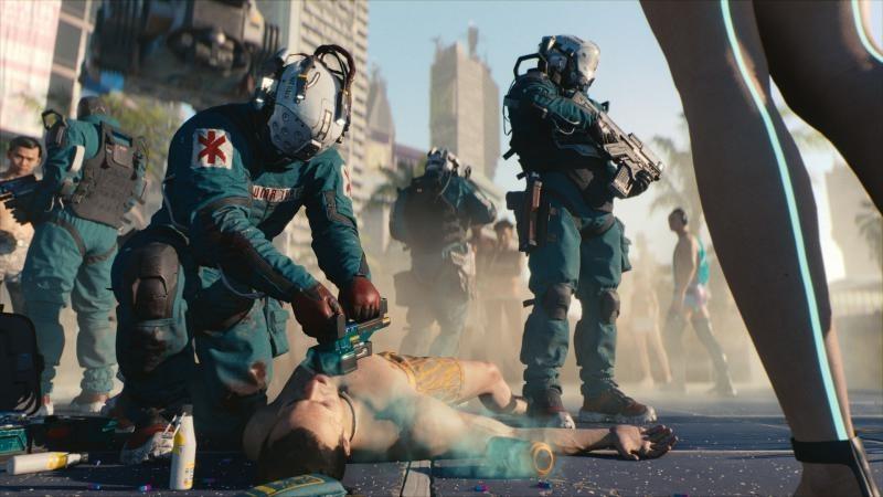 Cyberpunk 2077 покажет новый уровень одиночных игр