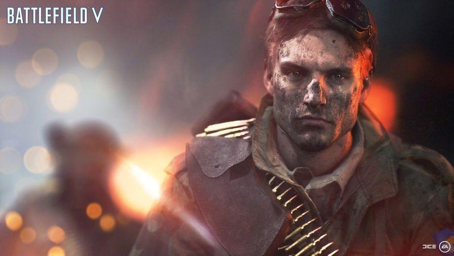 В Battlefield 5 появилась катана и бейсбольная бита