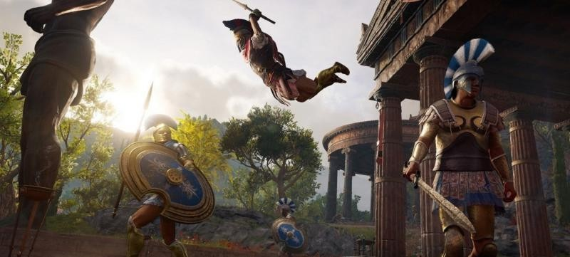 Фанаты Assassin's Creed недовольны Odyssey