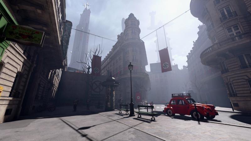 Анонсировали Wolfenstein: Cyberpilot и Prey: Typhon Hunter VR