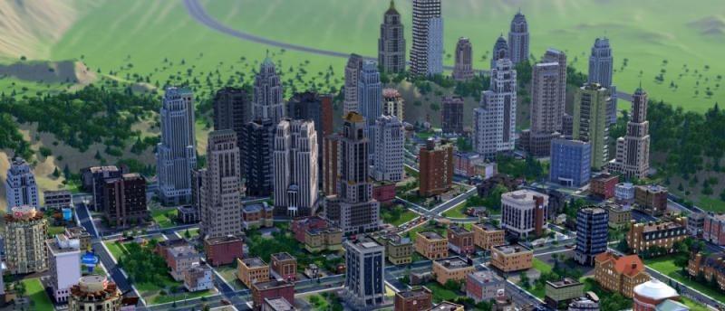 EA запретила делать фанатский simcity 2000