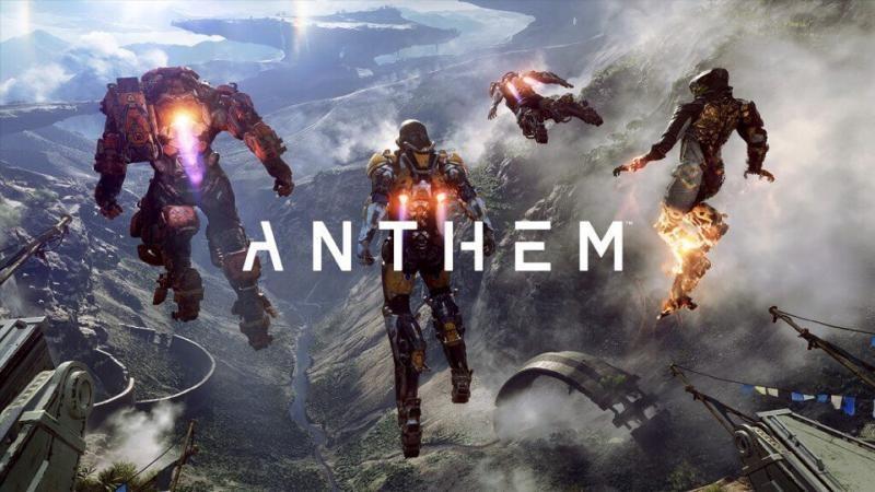 Что ты такое: демонстрация Anthem проводилась на двух GeForce GTX 1080 Ti